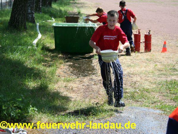 20 Jahre Jugendfeuerwehr Landau-Nu?dorf