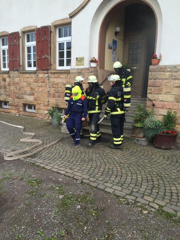 2. Inspektionsübung in Godramstein