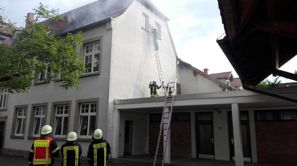 3. Inspektionsübung in Wollmesheim