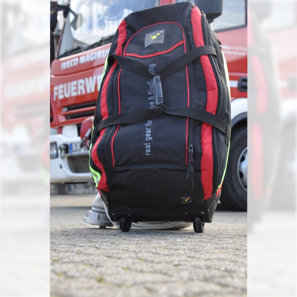 Spende für Brandschutzerziehung