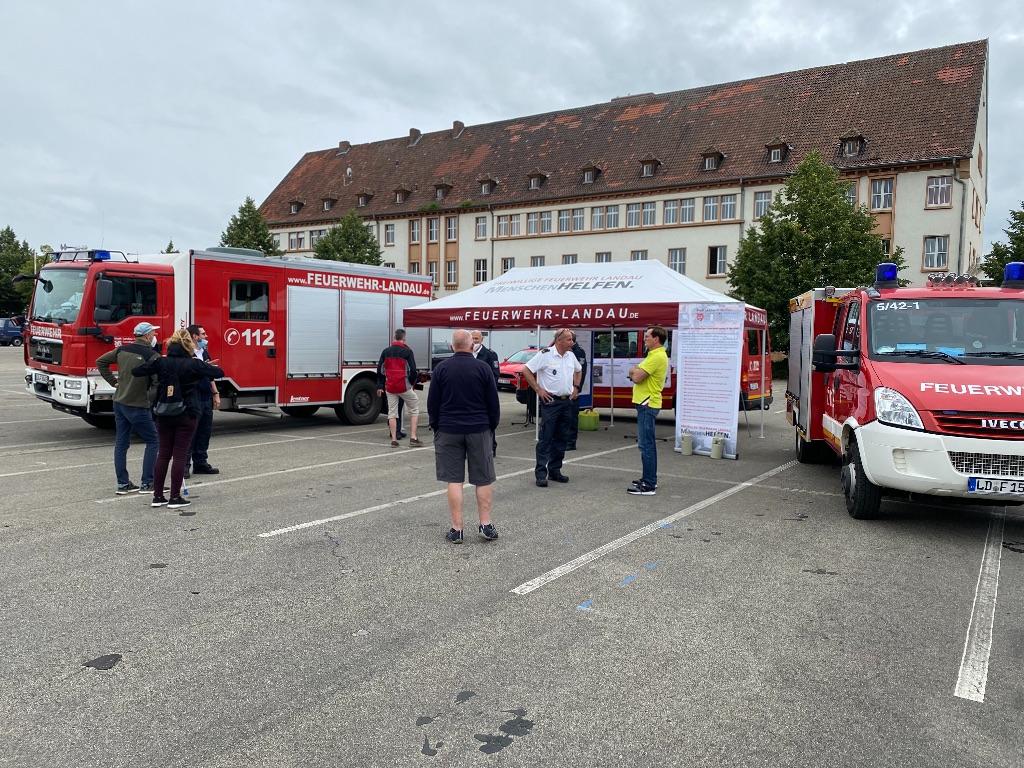 Infoveranstaltungen Einheit Queichheim