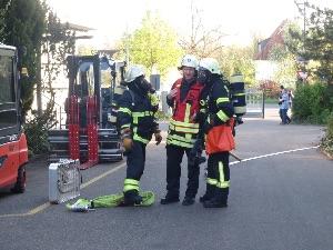 1. Inspektionsübung in Godramstein