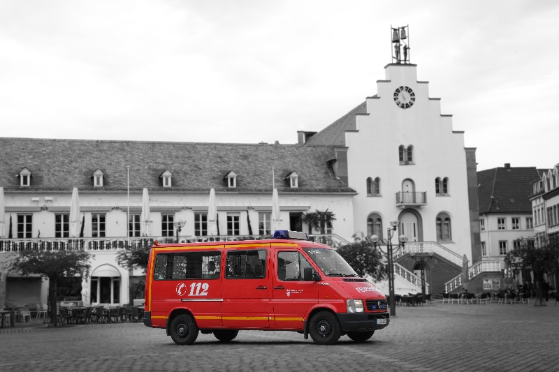 Fahrzeug: Mannschaftstransportfahrzeug MTF 2