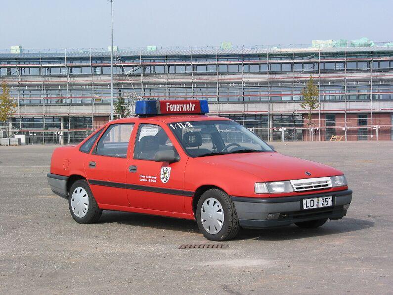 Fahrzeug: Kommandowagen KdoW 3