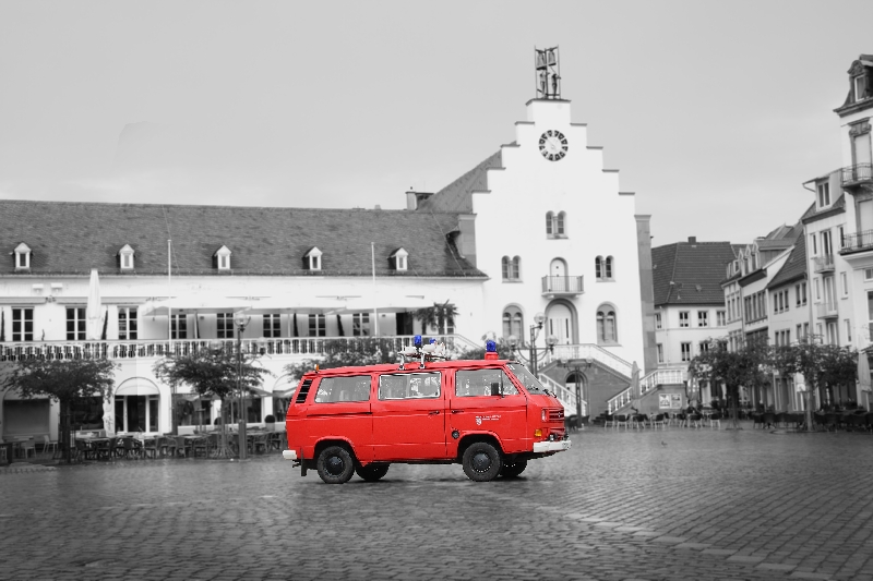 Fahrzeug: Mannschaftstransportfahrzeug MTF Dammheim