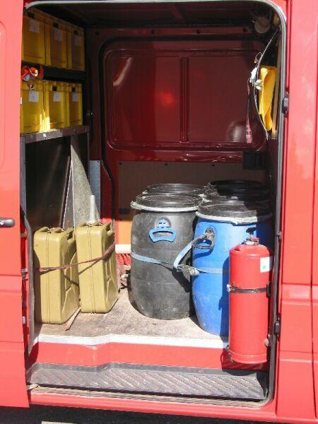 Feuerwehr Landau Fahrzeug