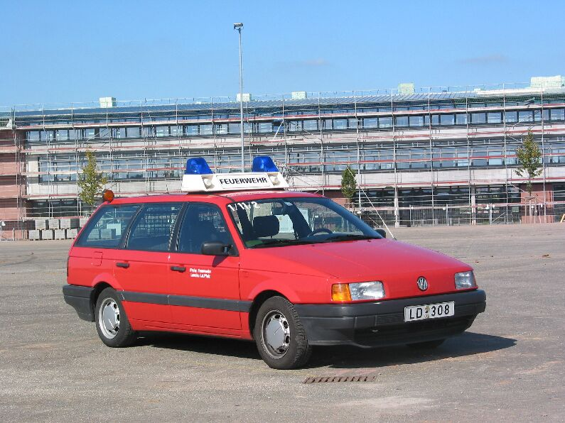 Fahrzeug: Kommandowagen KdoW2