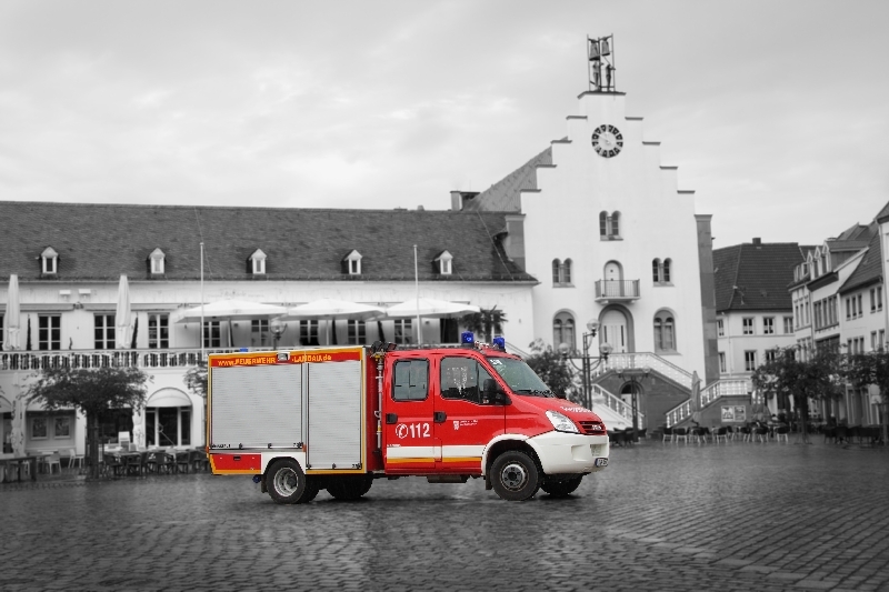 Fahrzeug: Tragkraftspritzenfahrzeug-Wasser TSF-W Mörzheim