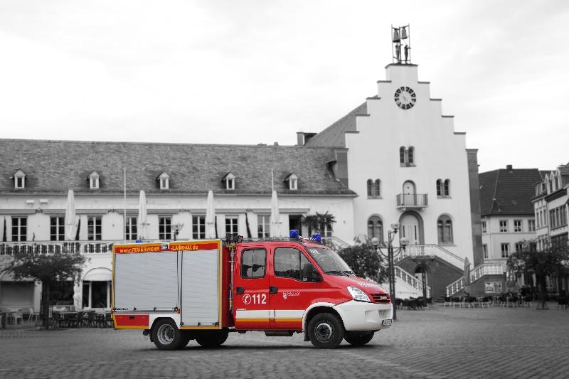 Fahrzeug: Tragkraftspritzenfahrzeug-Wasser TSF-W Godramstein