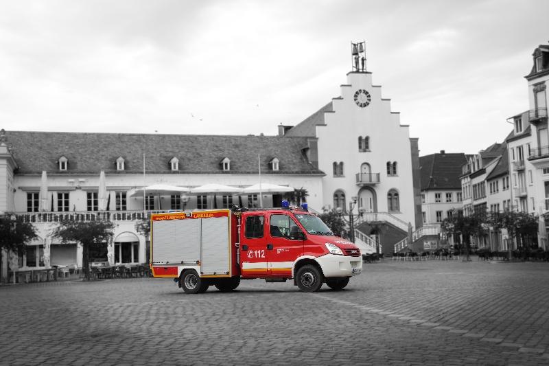 Fahrzeug: Tragkraftspritzenfahrzeug-Wasser TSF-W Nußdorf