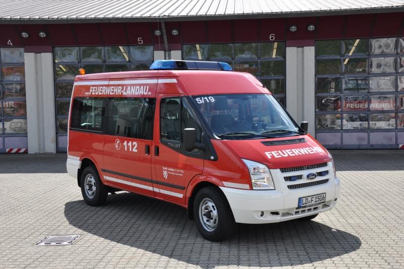 Fahrzeug: Mannschaftstransportfahrzeug MTF Mörzheim