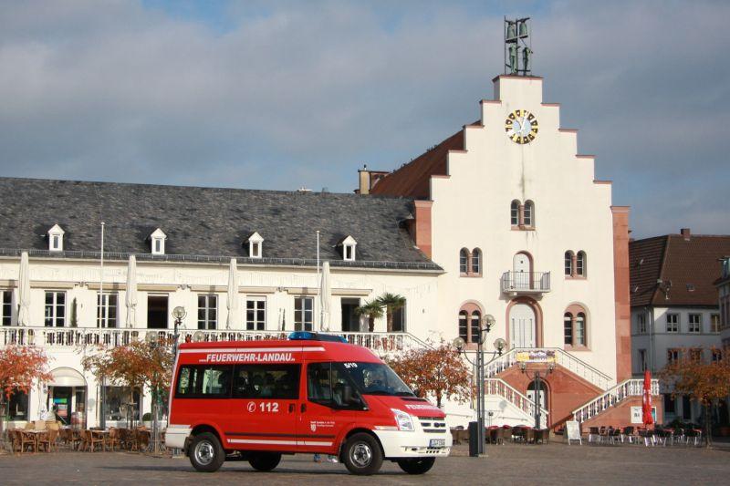 Fahrzeug: Mannschaftstransportfahrzeug MTF Wollmesheim