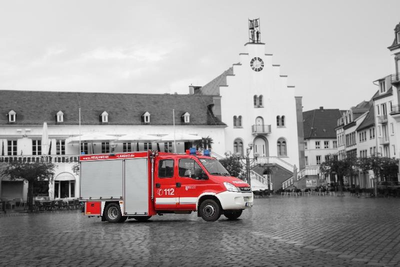 Fahrzeug: Tragkraftspritzenfahrzeug-Wasser TSF-W Arzheim