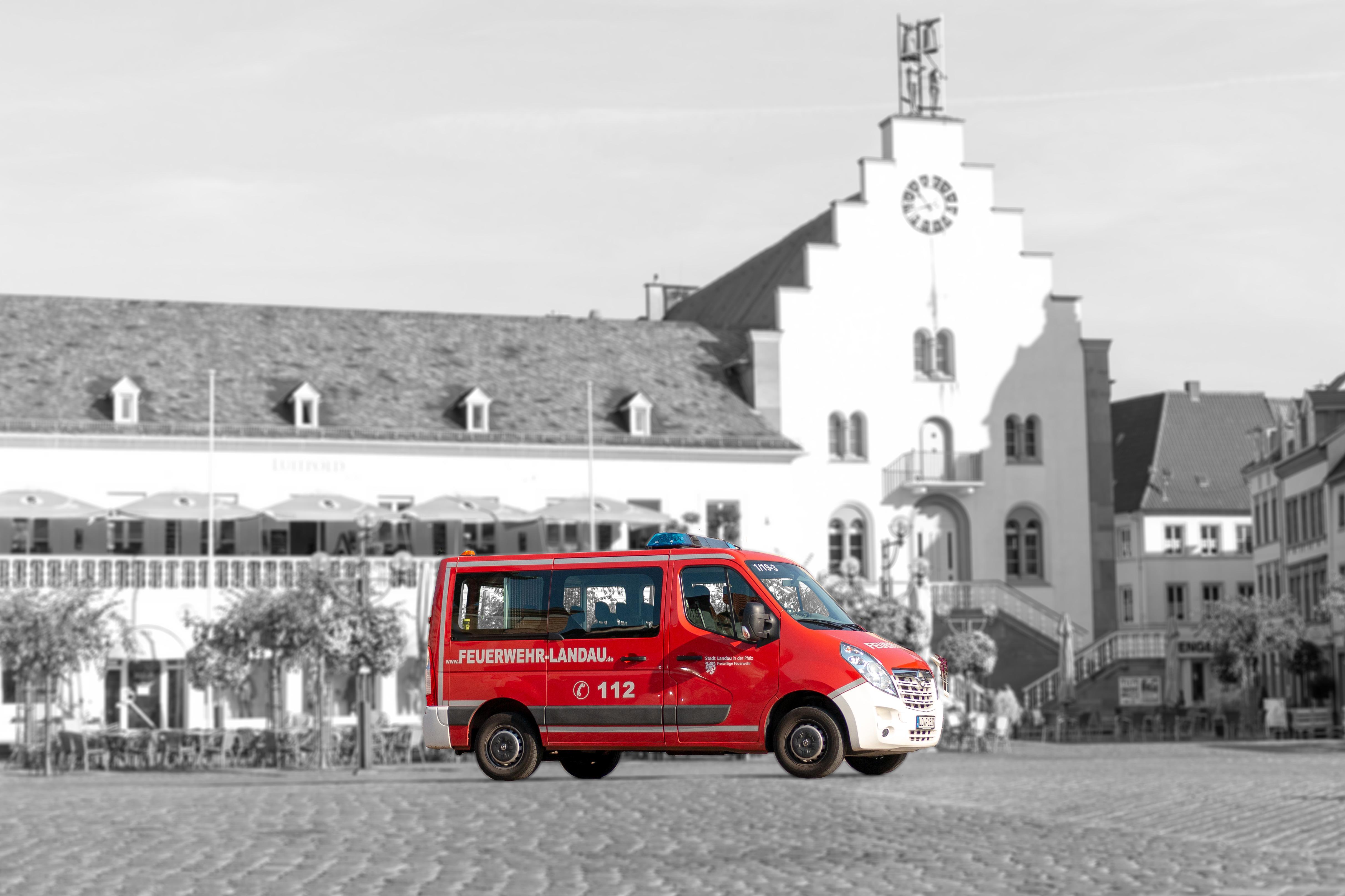 Fahrzeug: Mannschaftstransportfahrzeug MTF 3