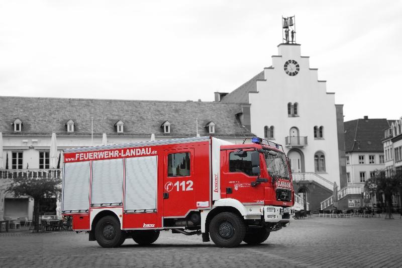 Fahrzeug: Löschgruppenfahrzeug Katastrophenschutz LF-KatS