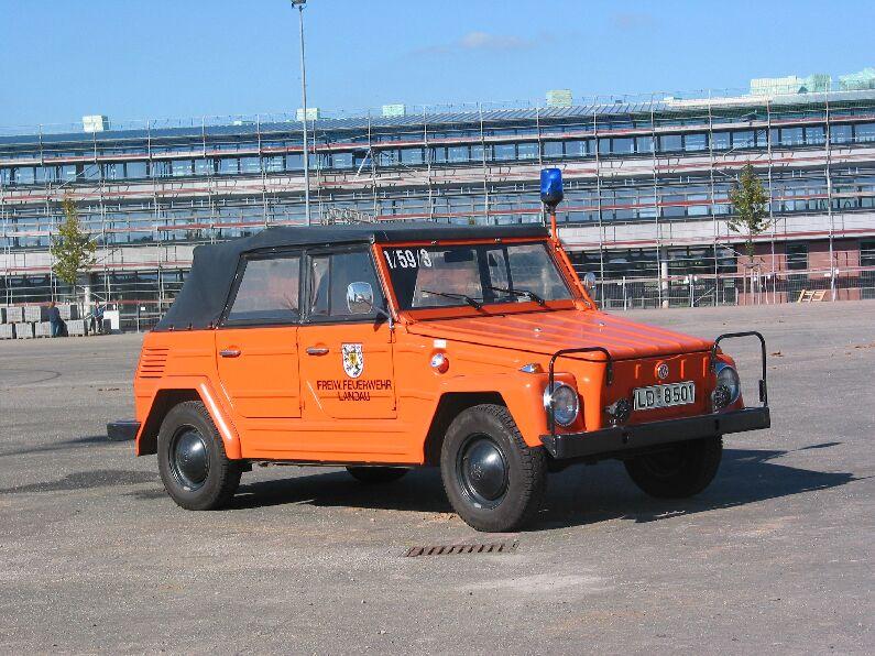 Fahrzeug: Erkundungstruppwagen ErkTrKW 1